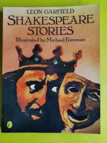 SHAKESPEARE STORIES 20開 作者:  外文出版社 出版社:  外文出版社 出版時間:  1997 裝幀:  軟精裝