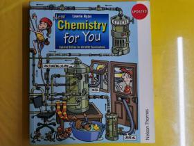 Updated New Chemistry for You 英文原版 正版現貨無勾畫筆記破損當天發貨    Lawrie Ryan / Nelson Thornes / 2011 / 平裝