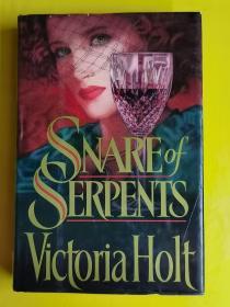 Snare of Serpents【魔鬼的陷阱,大32开精装带护封】