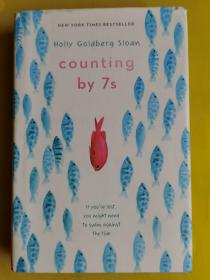 Counting by 7s(精裝英文原版) 作者:  Holly Goldberg Sloan 出版社:  Scholastic 出版時間:  2013 裝幀:  精裝