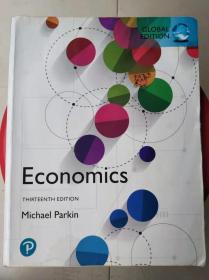 正版二手 Economics, thirteenth edition Global Edition  Michael Parkin 9781292255460