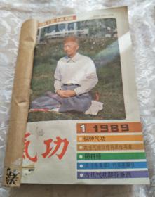 气功 1989年1-12期