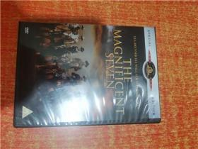 DVD 光盘 豪勇七蛟龙