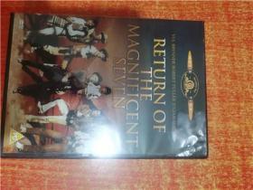DVD 光盘 七蛟龙回归