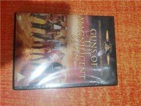 DVD 光盘 神枪七蛟龙