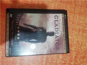DVD 光盘 角斗士