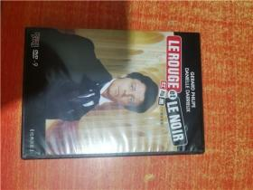 DVD 光盘 红与黑