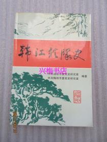 韩江纵队史—— 广东人民抗日游击队韩江纵队史