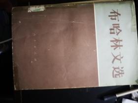 布哈林文选:中册