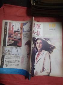 连环画报 1984  10  完整不缺页