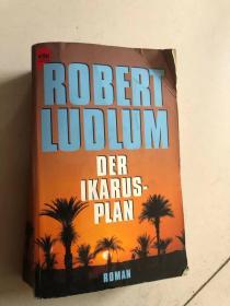 ROBERT LUDLUM DER LKARUS-PLAN