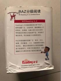 Raz-Kids 儿童英语分级阅读 leveled book AA