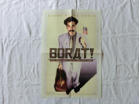 【海报】Borat (波拉特)