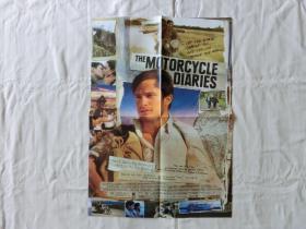 【海报】The Motorcycle Diaries (摩托日记)