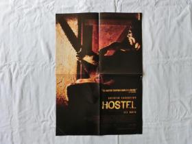 【海报】Hostel(人皮客栈)