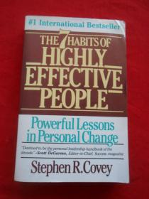 THE 7 HABITS OF HIGLY EFFECTIVE PEOPLE