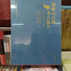 须弥山石窟考古报告(壹)圆光寺区