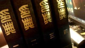 印典   1-4册全--任兆凤主 辑;康殷 / 中国友谊出版公司 (16开,93品)阳台1放
