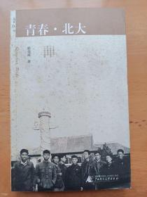 青春·北大 胡伯威 广西师范大学出版社