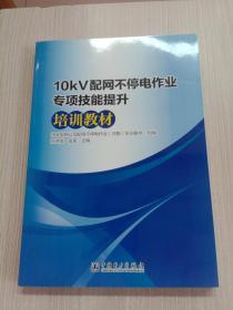 10kV配网不停电作业专项技能提升培训教材