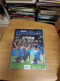 足球周刊(2021年7月1日 NO.13 第818期)全新未开封