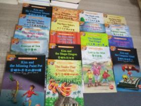 培生儿童英语分级阅读Level  5 共18本合售