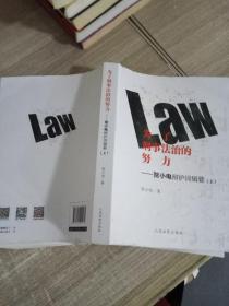为了刑事法治的努力——贺小电辩护词辑要(上册)