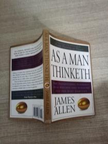 As a Man Thinketh 英文版
