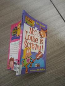 My Weird School #20: Mr. Louie Is Screwy![疯狂学校#20:路易先生神经兮兮的的!]