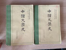中国文学史(二)(三),两册合售