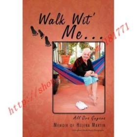【全新正版】Walk Wit' Me...: All Ova Guyana