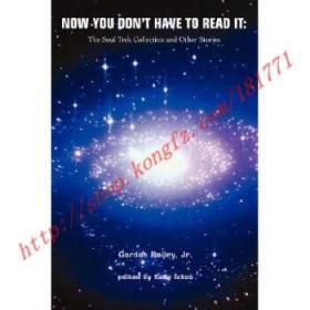 【全新正版】Now You Don't Have to Read It: The Soul Trek...