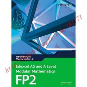 【全新正版】Edexcel AS and A Level Modular Mathematics Furt...