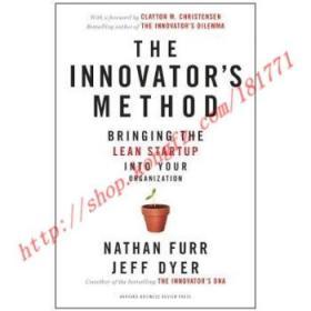 【全新正版】The Innovator's Method: Bringing the Lean St...