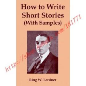 【全新正版】How to Write Short Stories