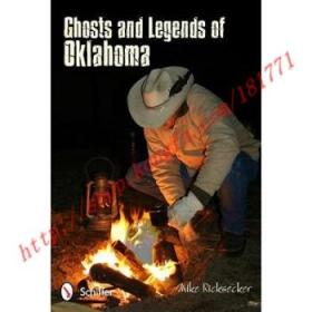 【全新正版】Ghosts and Legends of Oklahoma