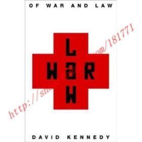 【全新正版】Of War and Law