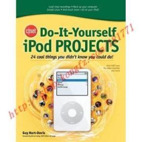 【全新正版】Cnet Do-It-Yourself iPod Projects: 24 Cool T...