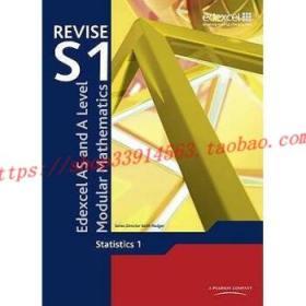 【全新正版】Revise Edexcel AS and A Level Modular Mathem...