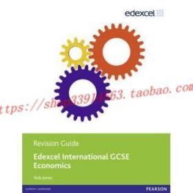 【全新正版】Edexcel International GCSE Economics Revisio...