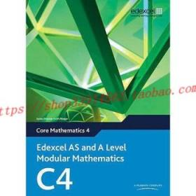 【全新正版】Edexcel AS and A Level Modular Mathematics Core...