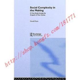 【全新正版】Social Complexity in the Making : A Case Stu...