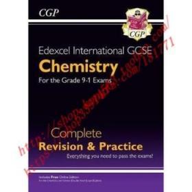 【全新正版】New Grade 9-1 Edexcel International GCSE Che...