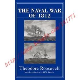 【全新正版】The Naval War of 1812