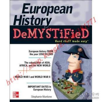 EuropeanHistoryDeMYSTiFieD