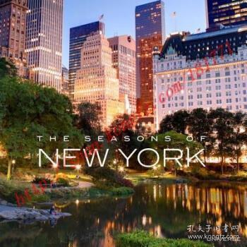 【全新正版】The Seasons of New York