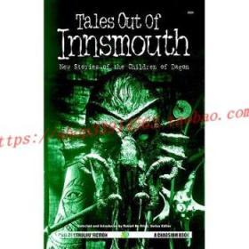 【全新正版】Tales Out of Innsmouth: New Stories of the C...