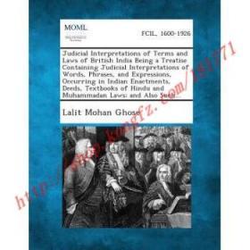 【全新正版】Judicial Interpretations of Terms and Laws o...