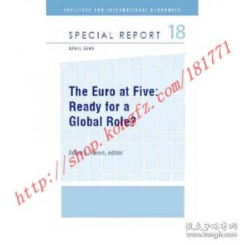 The Euro at Five: Ready for a Global Role?