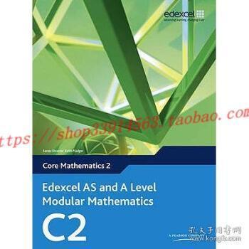 【全新正版】Edexcel AS and A Level Modular Mathematics - Co...